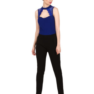 Blue jumpsuit for women modny.com