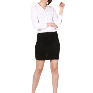 black formal skirt modny.in